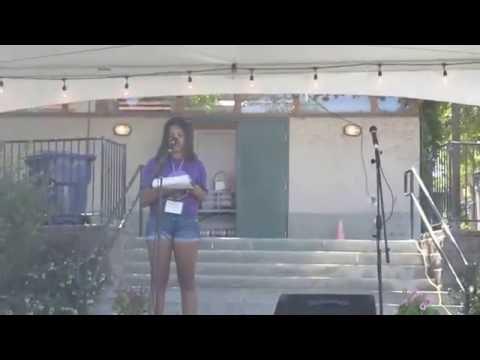Simran's speech at ACS Relay for Hope, Saratoga, CA, July 2016