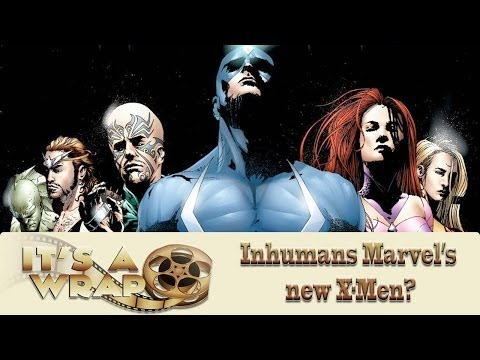 Inhumans Marvel's New X-Men? - It's A Wrap!
