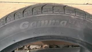 Обзор и отзыв на летние шины Kormoran Gamma B2 319829