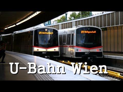 [Doku] U-Bahn Wien (2017)