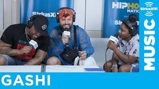 Gashi Talks Nipsey Hussle, Working the Grind & More | Rolling Loud