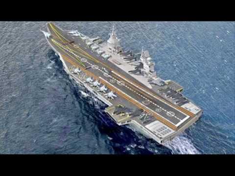 США В ШОКЕ 23000 «Шторм» Российский многоцелевой тяжёлый суперавианосец