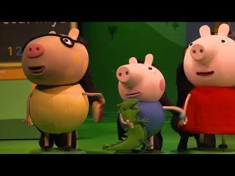 Peppa Pig's Adventure Live Show Trailer!