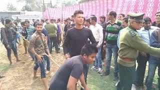 Hindustan syringe 11 February 2018 annual function game V plant