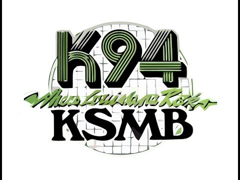 K94 KSMB radio Lafayette LA 1981 - Where Louisiana Rocks!