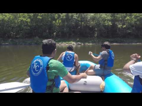 Delaware Water Gap Lazy Rafting