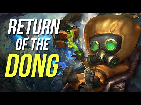 Imaqtpie - RETURN OF THE DONG