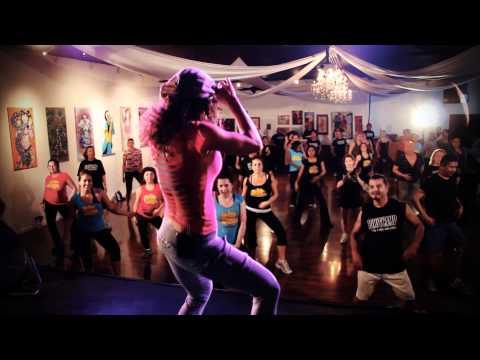 Rosie Velez-Body's in Rhythm Zumba and Bootcamp Workout Promotion