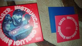 """O.S.T.R. """"INSTRUKCJA OBSŁUGI ŚWIRÓW"""" Limitowana Edycja - Unboxing & Jimson"""