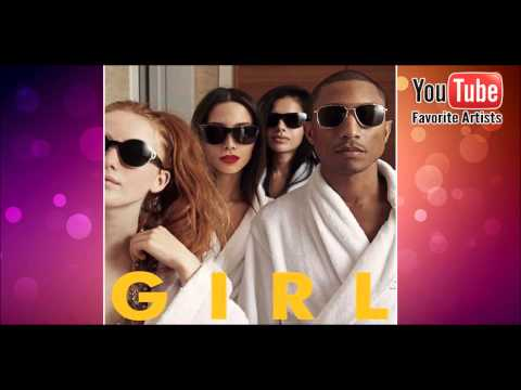Free Download Pharrell Williams - G I R L - Lost Queen Mp3 dan Mp4