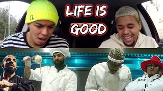 Baixar FUTURE &  DRAKE - LIFE IS GOOD (VIDEO) REACTION REVIEW