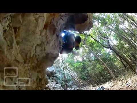 Rock Climbing - Mt Ninderry