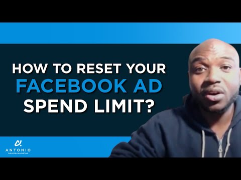 How to Reset Your Facebook Ad Spend Limit?