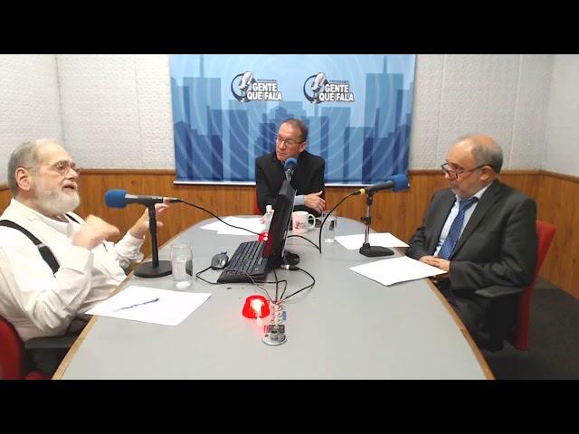 Gente que Fala com Gonzalo Vecina Neto - Prof. USP