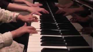 今年のカワイ音楽教室コンクールの ピアノ部門連弾 Aコース 選択曲 テン...