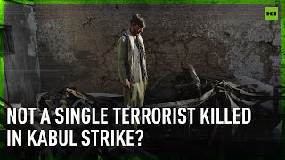 Civilians killed in August 29 US drone attack not linked to ISIS-K – Pentagon