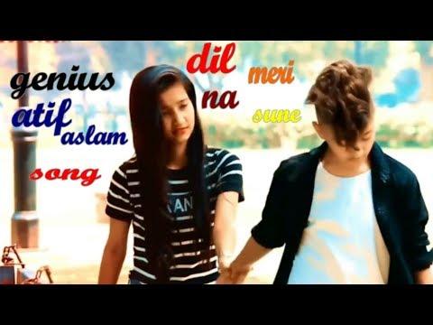 Dil Meri Na Sune Full Song Video - Genius   Utkarsh, Ishita   Atif Aslam   Himesh Reshammiya