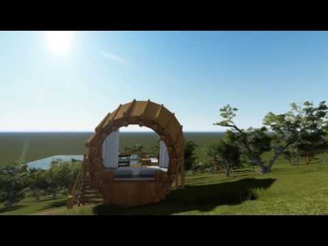 Back To The Basics - Flores Indonesia Eco Lodge - minor project RAvB