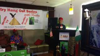 Mr Oomyele Sowore was live in New Jersey with the Ndi igbo people part 2..