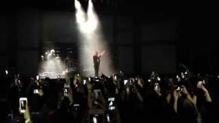 The Weeknd - What You Need Acoustic (Live at London 02 26/11/2013) HD