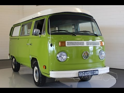 Vw Camper T2 For Sale >> Volkswagen T2 Westfalia Camper Bus 1973 1700cc engine Automatic gearbox -VIDEO- www.ERclassics ...