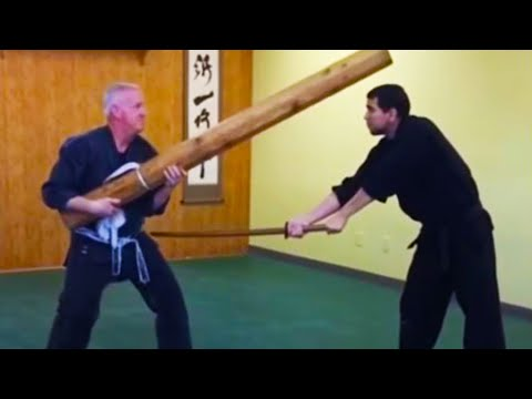 Viking Axe Weight Loss Training ENDS IN DISASTER | Fake Martial Arts Masters DESTROYED