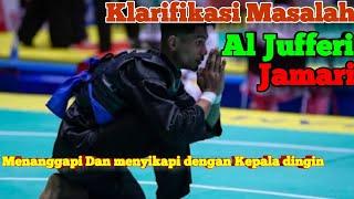 Klarifikasi Masalah Al Jufferi Jamari Atlet Pencak Silat Malaysia Mengamuk di Asian Games 2018