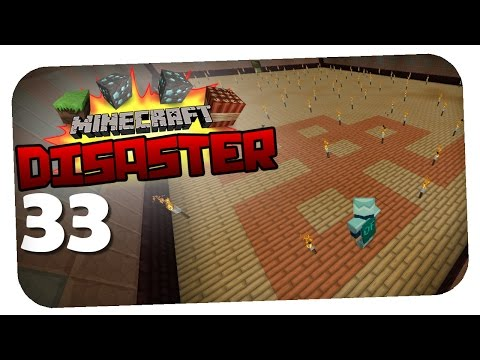 Minecraft DISASTER #33 Charity-Monat und Eurovision Song Contest [FACECAM][1080p60]