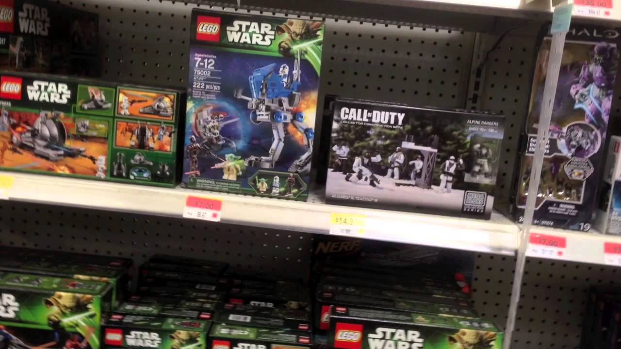 Brick stacking in the wild 15 walmart lego clearance for Lago store outlet