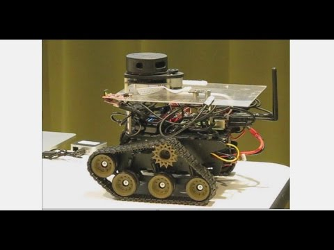 Home Brew Robotics Club Meeting - Nov 2015  - Show And Tell