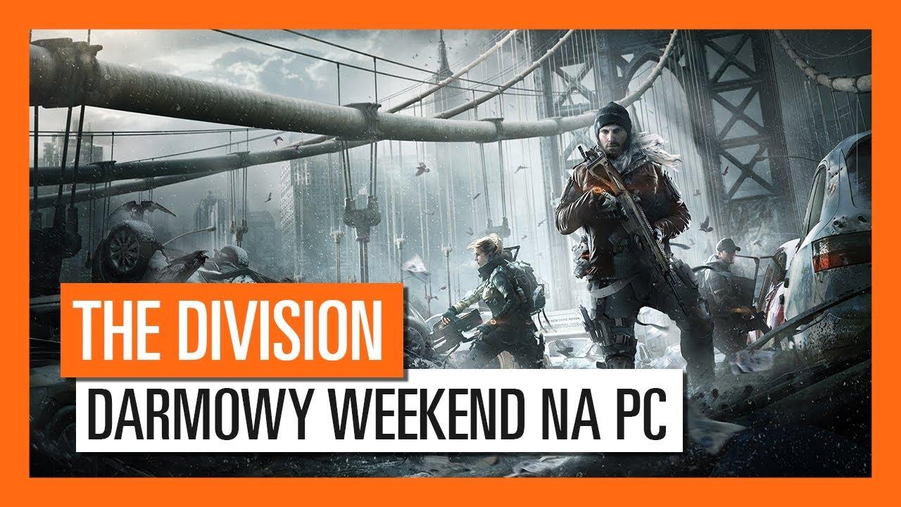 Tom Clancy's The Division – DARMOWY WEEKEND NA PC 14 DO 17 WRZEŚNIA