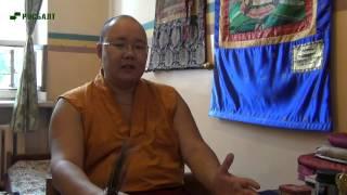 Гэсхы-лама: Буддисты не стали бы преследовать Pussy Riot(Гэсхы-лама петербургского буддийского храма