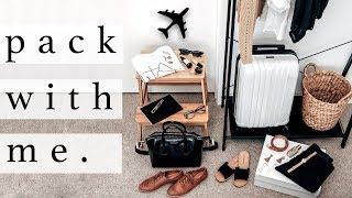 Travel Packing Organization & Holiday Prep