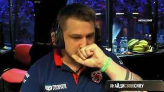 Реакция каждого игрока Gambit на проход в финал мажора | PGL Major Krakow 2017