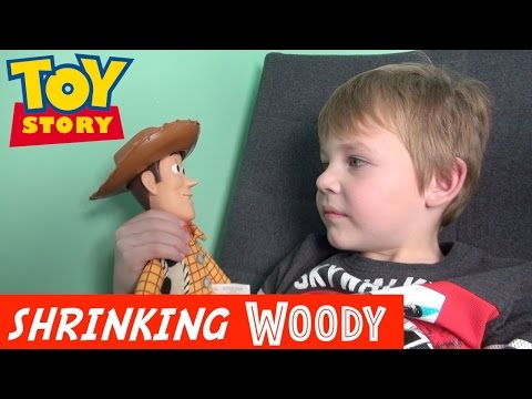 The dating guy the incredible shrinking woody