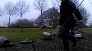 Carbidschieten Reitsum 2011