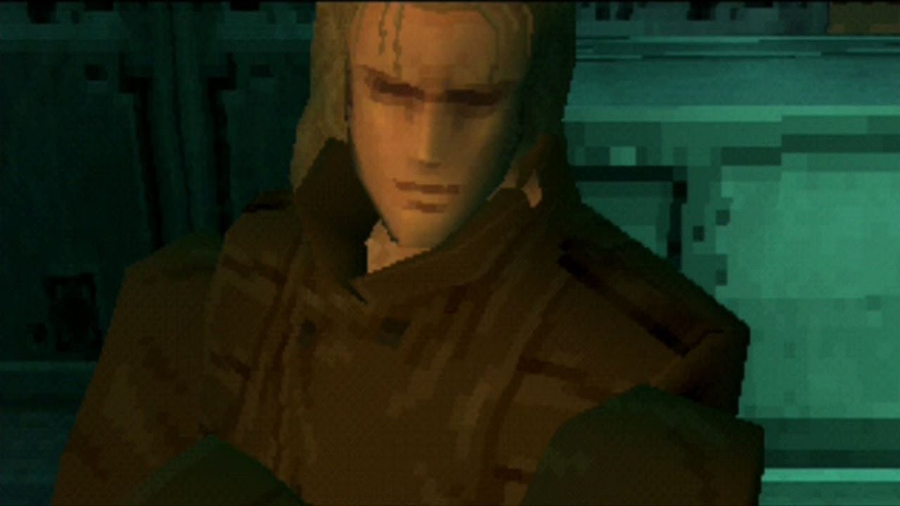 Metal Gear Solid (PSX) Liquid Snake Outer Heaven HD 720p - YouTube