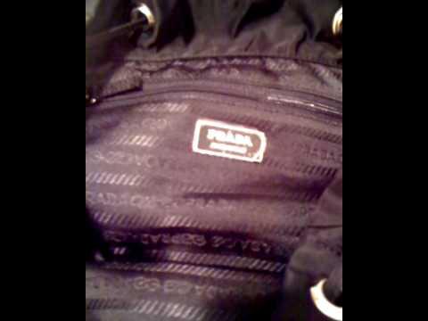 where can i buy a prada bag - AUTHENTIC PRADA BOOK BAG REVIEW - YouTube