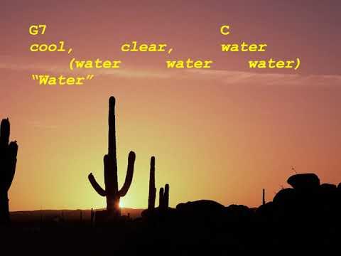 Tumblin tumbleweed and Cool Water