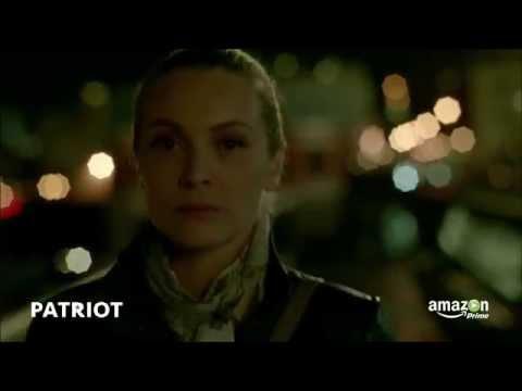 Patriot - Detective Agathe Albans (Amazon)