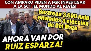 Ruiz Esparza en la mira! ASF busca más de 3 mil millones que se llevó de la SCT