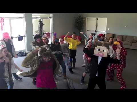Maury River Middle School WyldLife Harlem Shake