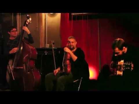 Trio Caveat w/ Mat Maneri at Barbes, Brooklyn - Feb 8 2012 [part 1 of 2]