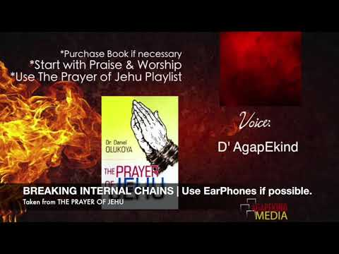 "Prayer Bullets ""Breaking Internal Chains"""
