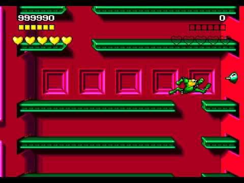 Battletoads Soundtrack (Sega Genesis) - Review - The ...