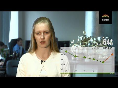 Рубль слабеет к доллару и евро на открытии торгов