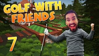 Egg Shaped Balls Suck! - (Golf With Friends #7)