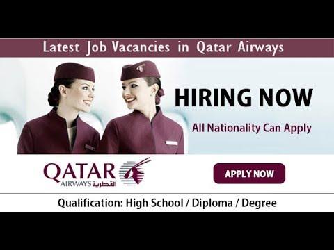 Qatar airways ground staff recruitment 2017  india | Qatar airways job | Ground Staff Job
