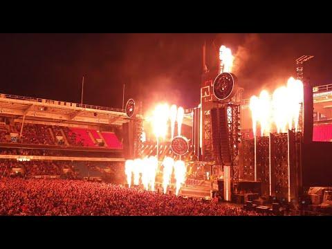 Rammstein - Sonne (Live Ullevaal Stadion, Oslo, Norway - August 18, 2019) HD