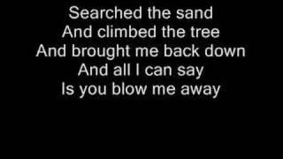 You Picked Me Lyrics